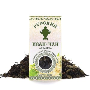 Ivan Tea with Meadowsweet (Spiraea), 1.77 oz / 50 g