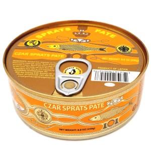 Royal Sprats Pate, 8.82 oz / 250 g