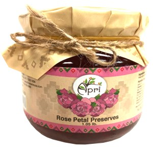 Rose Petal Preserves, Arpi, 1 lb