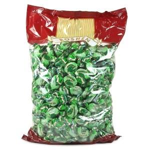 Roshen Gourmet Mint Caramel Candy, 2.2 lbs / 1 kg