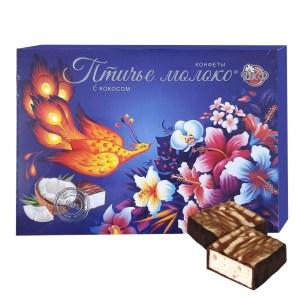 Chocolate-Coated Souffle w/ Coconut, Bird's Milk 190gr