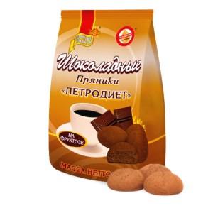 Sugarfree Chocolate Gingerbread, 12.34 oz / 350 g