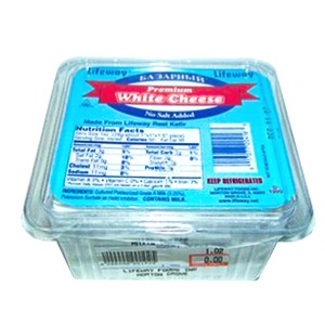 Bazar Tvorog Farmer Cheese, 1 lb / 0.45 kg