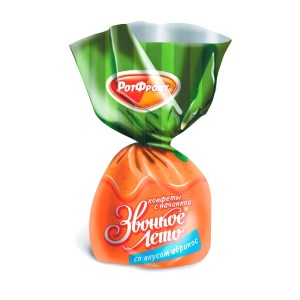 Jelly Candies with Apricot