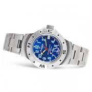 Vostok Amphibian Russian Military Diver Mechanical Men's Watch (060382)