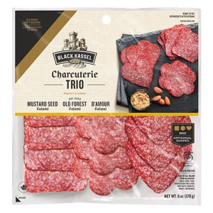 Charcuterie Trio Sliced Salami Set, 170 g/ 0.37 lb
