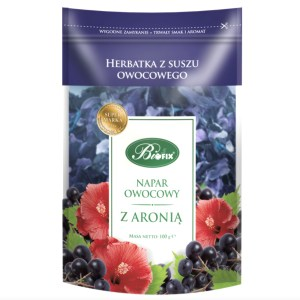 Tea Infusions Fruits Brew with Aronia, 0.22 lb/ 100 g