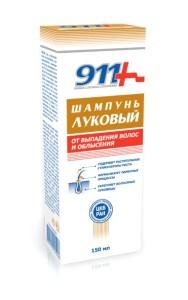 Shampoo Hair Loss and Baldness Preventing Onion , 5.07 oz/ 150 Ml