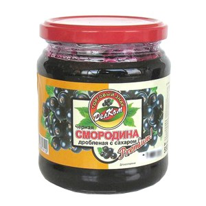 Black Currant Grated Sugar, 550 g