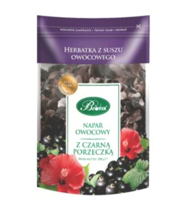 Tea Infusions Fruits Brew with Black Currant, 0.22 lb/ 100 g