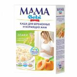 Grain Porridge with Apricot Pieces for Pregnant and Nursing Women, 7.05 oz / 200 g