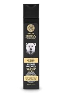 White Bear Super Refreshing Shower Gel, 8.45 oz/ 250ml