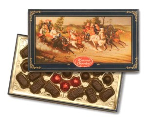 Assorted Chocolate Candy