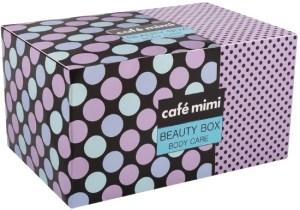 Body Care Beauty Box Cafe Mimi Gift Set
