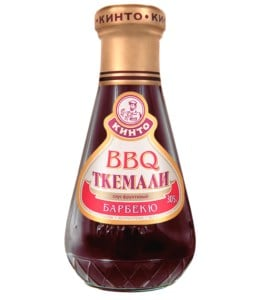 BBQ Tkemali Barbecue Sauce, Kinto, 305 g/ 0.67 lb