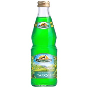 Taragon Soda, 11.15 oz / 330 ml