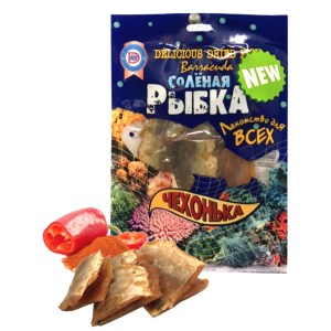 Dried Spicy Chehonka w/ Paprika, 3.17 oz / 90 g