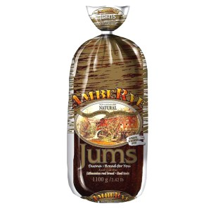 AmbeRye Jums Hearty Rye Bread, 38.8 oz / 1100 g