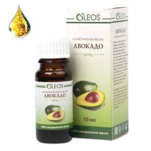 Avocado Cosmetic Oil, Oleos, 10 ml / 0.34 oz