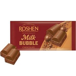 Aerated Milk Chocolate, 0.18 lb/ 80 g