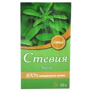Stevia Altai, KIMA, 50 g/ 0.11 lb