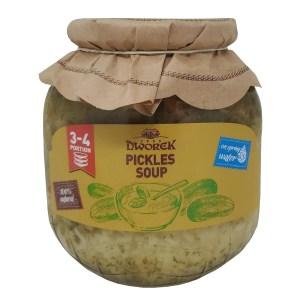 Sour Pickle Soup, Dworek, 1.58 lb / 720 g
