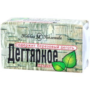 Birch Tar Soap, 3.52 oz/ 140 g