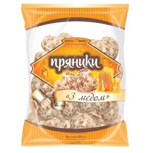 Ukrainian Gingerbread