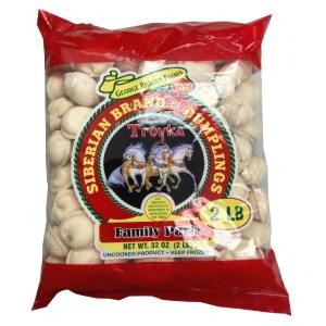 Siberian Troika Dumplings, 2lb