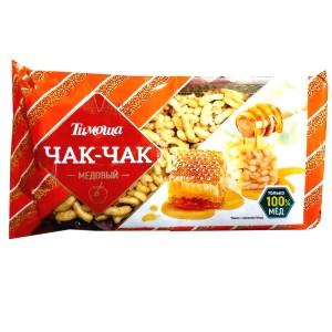 Chak-Chak Delicacy w/ Honey, Timosha, 250 g/ 0.55 lb