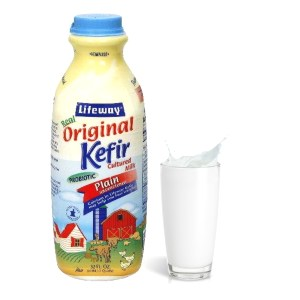Lifeway Kefir Milk, Cultured, Plain, Unsweetened, 32 oz / 0.94 L