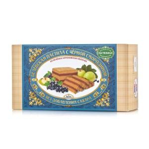 Sugar Free Pastille w/ Black Currant, Belevskaya, 0.4 lb/ 180 g