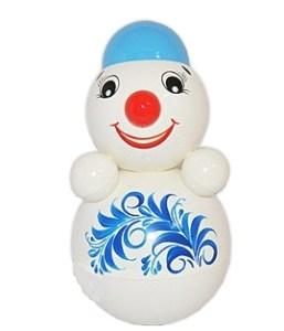 Tumbler Toy, Roly-poly Baby Toy Nevalyashka