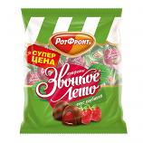 "Jelly Candies with Strawberry ""Zvonkoe Leto"", 8.8 oz / 250 g"