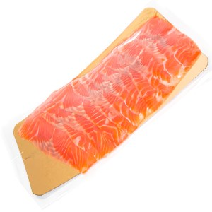 Norvegian Cold Smoke Salmon, 4 oz