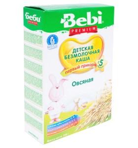 Bebi Oatmeal Porridge without milk, 7.05 oz / 200 g