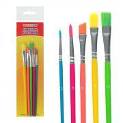 Brushes for children's creativity