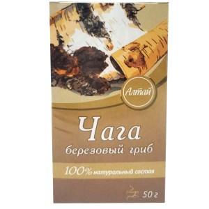 Chaga Tea Drink 100% Natural, 50 g/ 0.11 lb