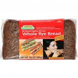 German Whole Rye Bread, 17.6 oz / 500 g (Mestemacher)
