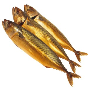 Hot-Smoked Mackerel ***