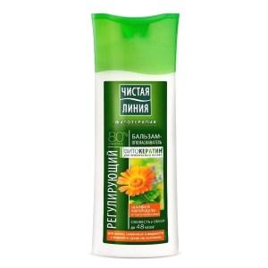 Balm Regulating Hair with Phyto-Keratin, Sage, Bur Marigold and Yarrow, 8.4 oz / 250 ml