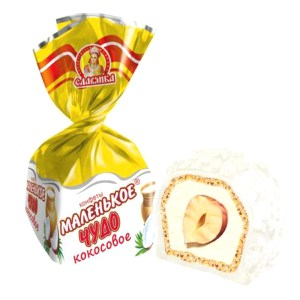 Candy Little Miracle w/ Coconut Cream, 0.5 lb / 0.22 kg