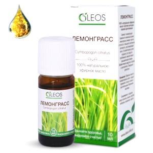 Lemongrass Essential Oil, Oleos, 10 ml / 0.34 oz