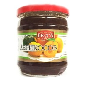 Apricot Preserve (Taste Traditions), 17.64 oz / 500 g