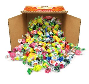 Caramel Candy Mix for Halloween, 3 lbs / 1.36 kg