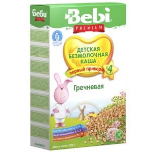 Bebi Premium Buckwheat Porridge No Milk, 7.05 oz / 200 g