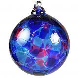 Christmas Ornament - Blue Sunrise