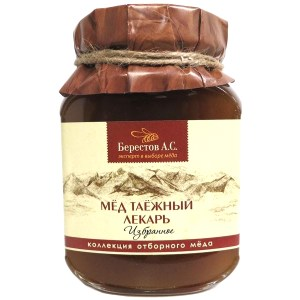 Natural Altai Honey