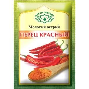 Ground Spicy Red Pepper Seasoning, 0.53 oz / 15 g