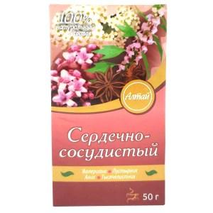 Cardiovascular Herbs Collection Altai, KIMA, 50 g/ 0.11 lb
